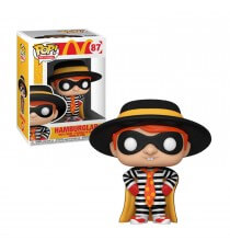 Figurine Mc Donald's - Humburglar Pop 10cm