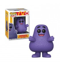 Figurine Mc Donald's - Grimace Pop 10cm