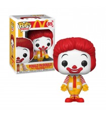 Figurine Mc Donald's - Ronald Mcdonald Pop 10cm