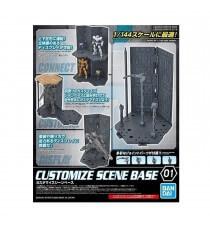 Socle Gundam Gunpla - Customize Scene Base 1/144