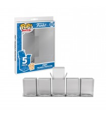 Pack 5 Boites Protection Pop