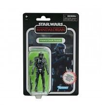 Figurine Star Wars Mandalorian - Death Trooper Carbonized Vintage 10cm