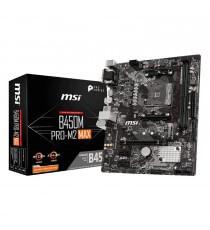 Carte Mère MSI B450M Pro-M2 Max AMD Rysen Socket
