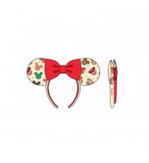 Serre Tête Disney - Mickey & Minnie Xmas Cookies