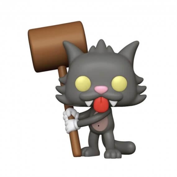 Figurine Simpsons - Scratchy Pop 10cm