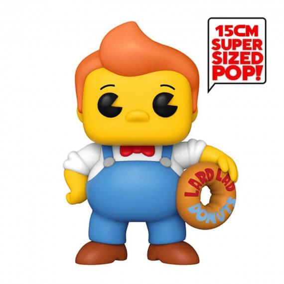 Figurine Simpsons - Lard Lad Super Sized Pop 15cm