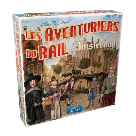 Les Aventurier du Rail - Amsterdam