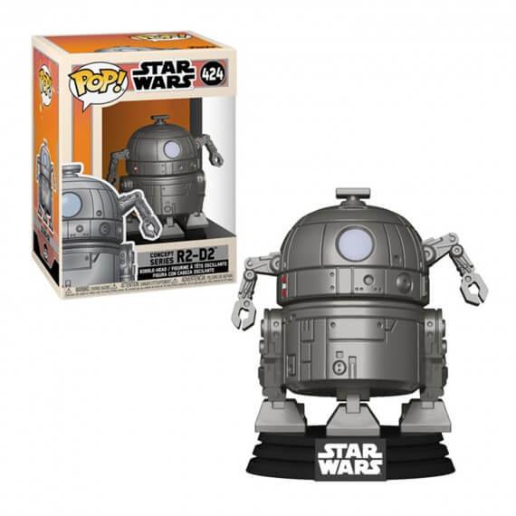 Figurine Star Wars - Mcquarrie Concept R2-D2 Pop 10cm