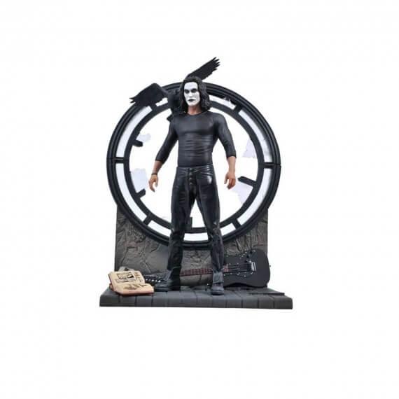 Figurine The Crow Gallery - The Crow 23cm