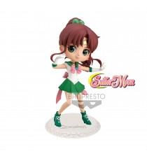 Figurine Sailor Moon - Super Sailor Jupiter Eternal Q Posket 14cm