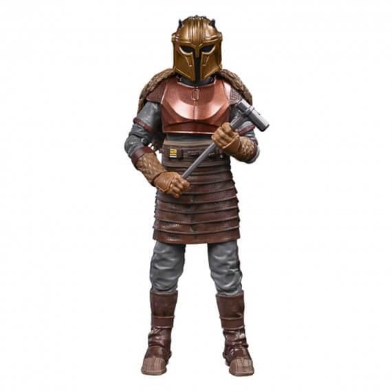 Figurine Star Wars Mandalorian - Mandalorian Armorer Regular Version Black Series 15cm