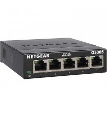 Switch Ethernet 5 Ports Netgear GS305