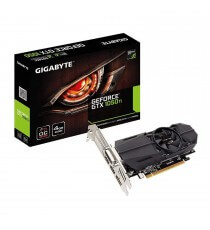 Carte Graphique Gigabyte GeForce GTX 1050 Ti OC 4G