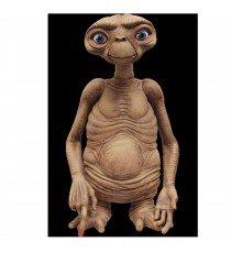 Figurine - E.T. L extraterrestre Stunt Puppet Replica Taille Réelle 90cm