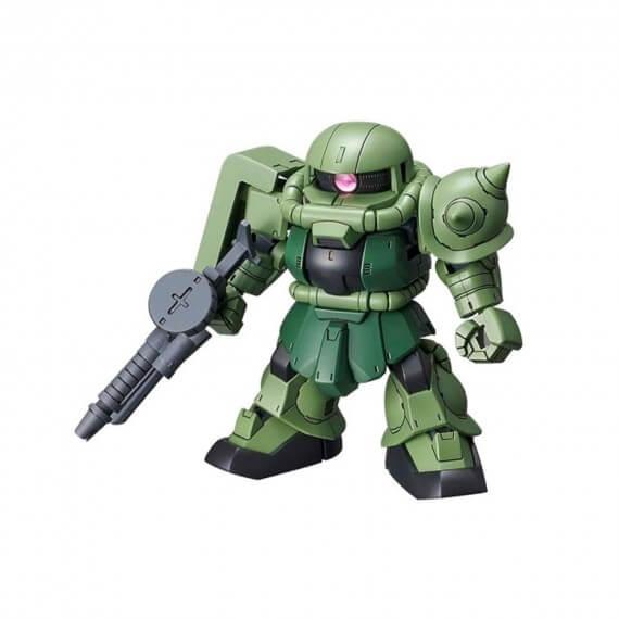 Maquette Gundam - Zaku II Gunpla SD Cross Silhouette 8cm