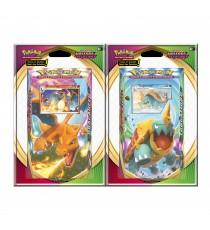 Pokemon - Starter Blister Epee Bouclier Voltage Eclatant - Modele Aleatoire