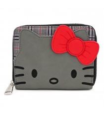 Portefeuille Hello Kitty - Plaid Fashion