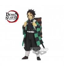 Figurine Demon Slayer Kimetsu No Yaiba - Tanjiro Kamado Vol 18 15cm