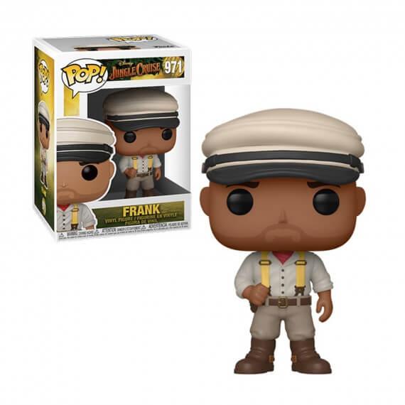 Figurine Disney Jungle Cruise - Frank Pop 10cm