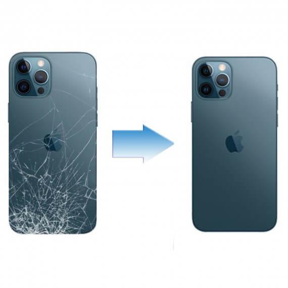 Changement Facade Arrière iPhone 12 Mini