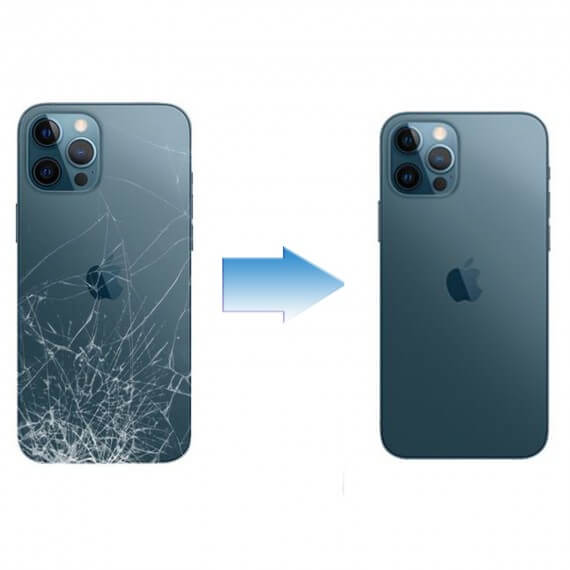 Changement Facade Arrière iPhone 12