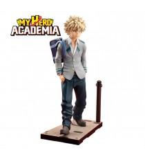 Figurine My Hero Academia - Katsuki Bakugo Uniform 23cm