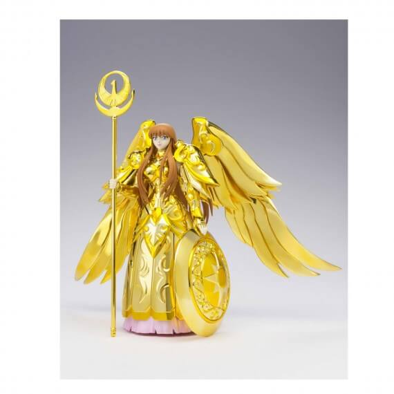 Figurine Saint Seiya Myth Cloth - Athena Goddess Original Color Ed 17cm