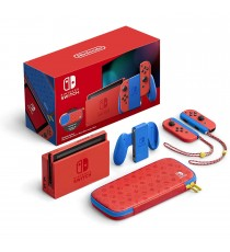 Console Nintendo Switch Edition Mario Rouge/Bleu [Occasion]