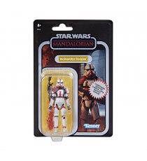 Figurine Star Wars Mandalorian - Carbonized Incinerator Trooper Vintage 10cm