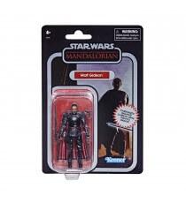Figurine Star Wars Mandalorian - Carbonized Moff Gideon Vintage 10cm