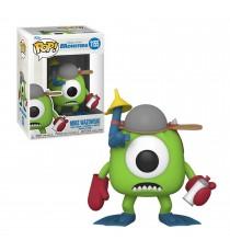 Figurine Disney Monsters Inc 20Th - Mike/Bob W/Mitts Pop 10cm