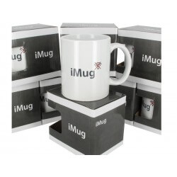 Mug - Logo iMug compatible iPhone, iPod et iPad Geek