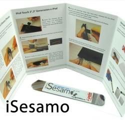 iSesamo : Outil Démontage compatible avec iPod, iPhone et iPad
