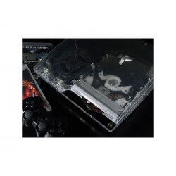 Coque CyberBot Transparente PS3 Slim