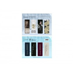 Marque page Magnétique Game of Thrones Set C