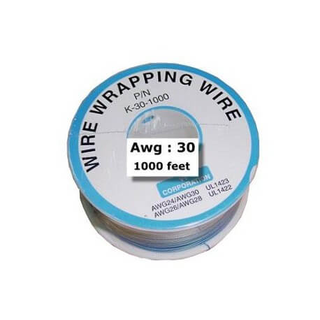 Fil Wrapping AWG30 - 330M