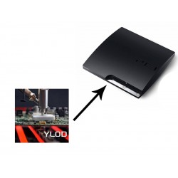 Echange PS3 YLOD - PS3 Slim