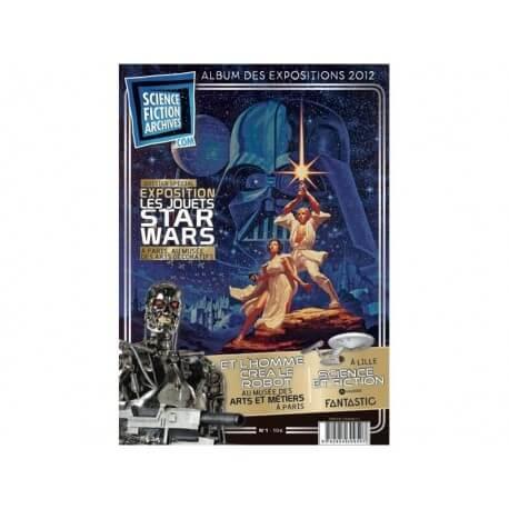 Star Wars - Album des Expositions 2012