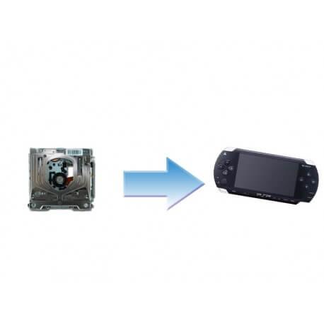 Changement Lecteur UMD PSP 3000 / Street