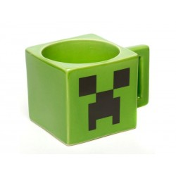 Mug - Minecraft - Creeper Porcelaine