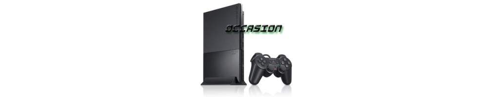 Consoles occasions PS2