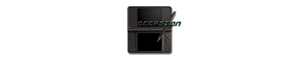 Consoles occasions DSi XL