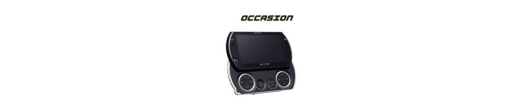 Consoles occasions PSP Go