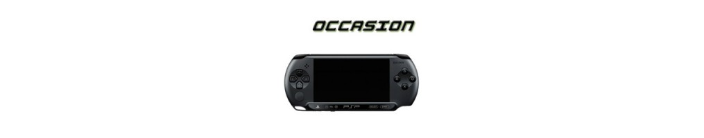 Consoles occasions PSP Street